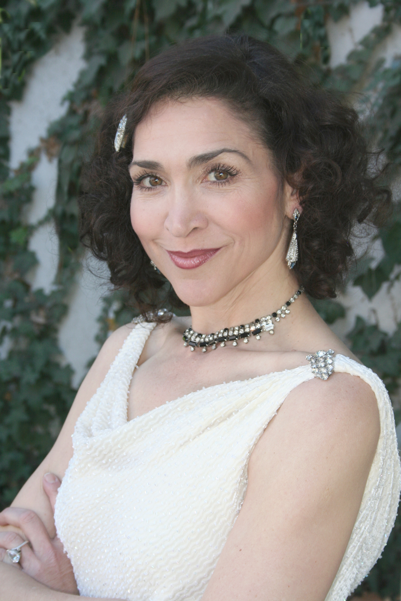 Stasha Surdyke stars in PRIVATE LIVES as Amanda, and also serves as the show's producer.