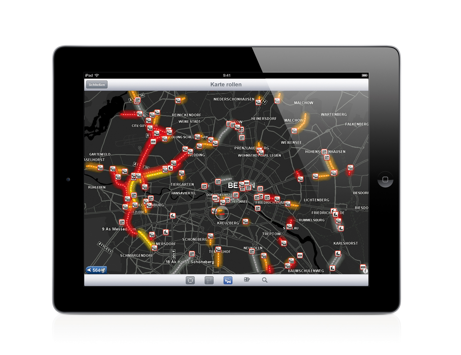 TomTom App für iPhone/iPad