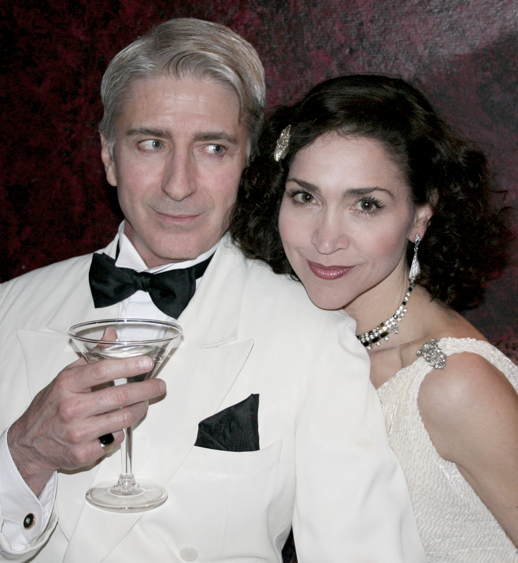 Stasha Surdyke stars with Lenny Von Dohlen in PRIVATE LIVES