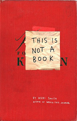 This is Not a Book $12.95