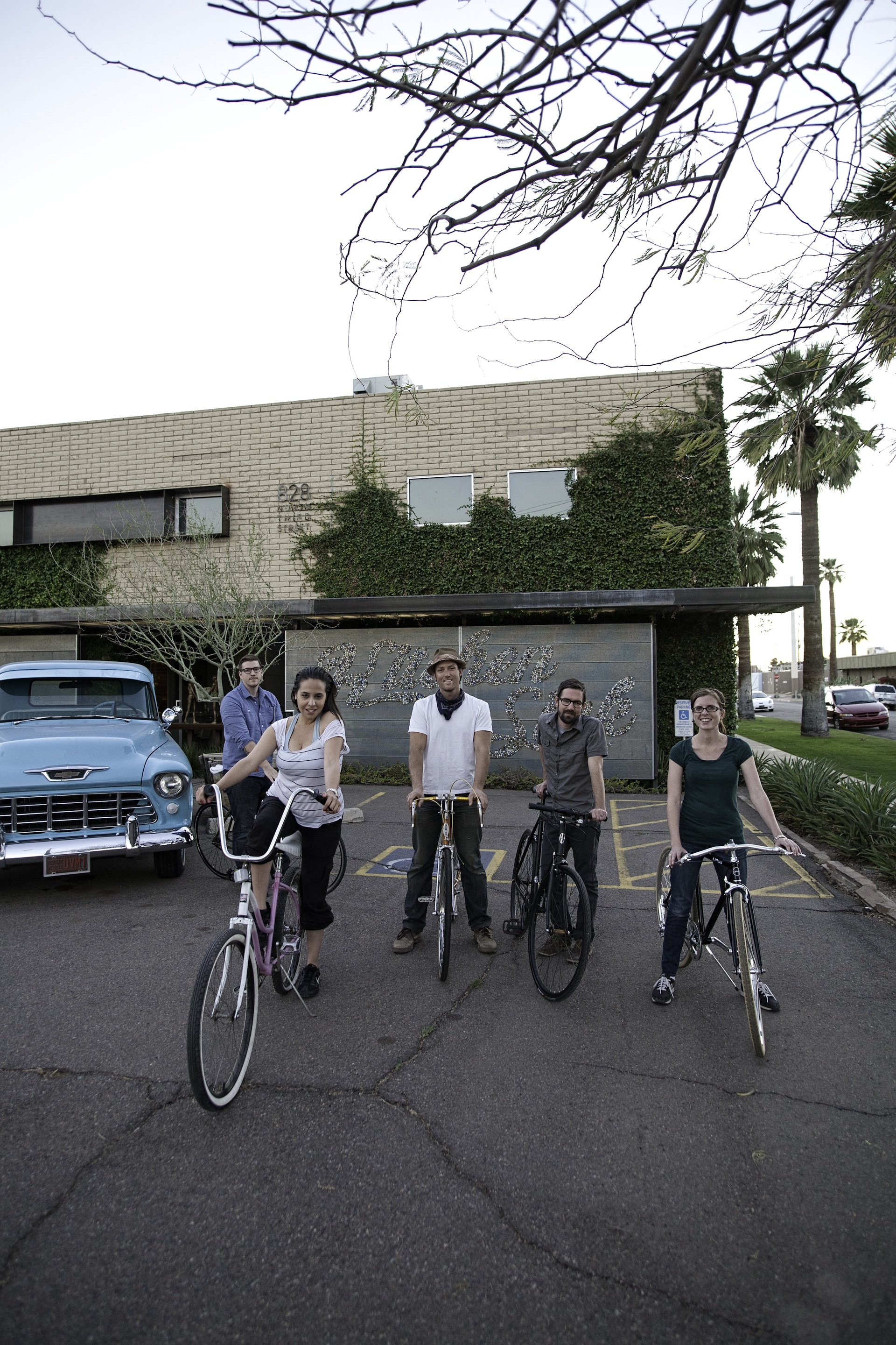 Bicycle Enthusiasts Gear Up For April 20 PEDAL CRAFT PHX At Kitchen Sink  Studios, 828