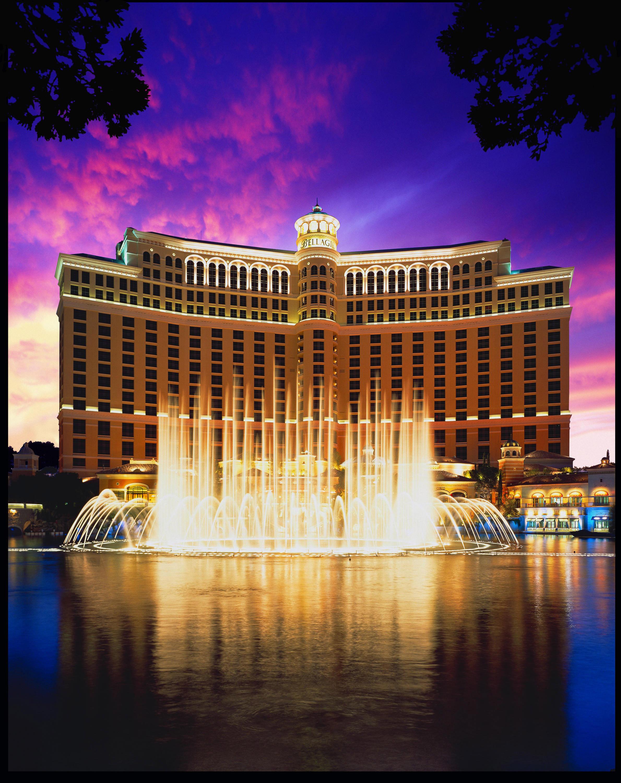 Bellagio resort and casino las vegas global revenues gambling